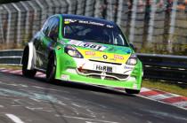 Renault Sport Speed Trophy, Rennrunde, Hockenheimring