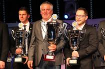 Motorsportpilot, Reinhard Sesterheim, Jahressieger